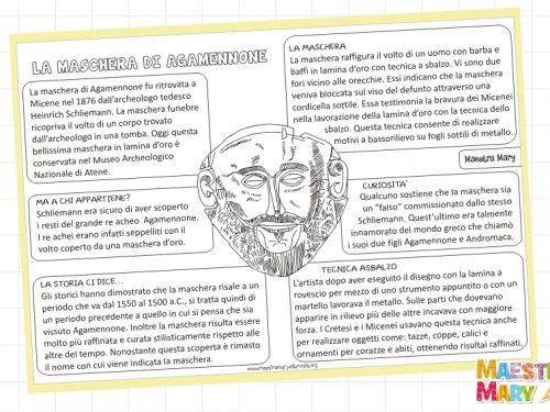 La maschera di Agamennone