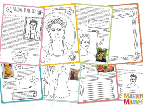 Percorso multidisciplinare su Frida Khalo