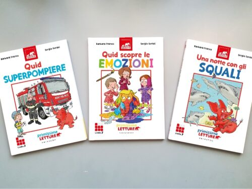 Primissime Letture. I libri per imparare a leggere che crescono con te!