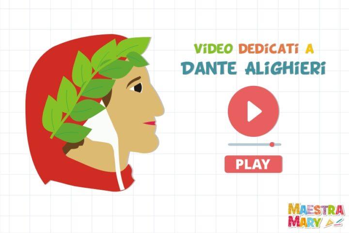 video dante alighieri per bambini