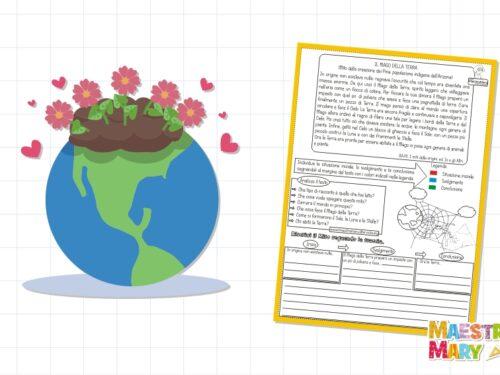 Il Mito: L'origine della Terra