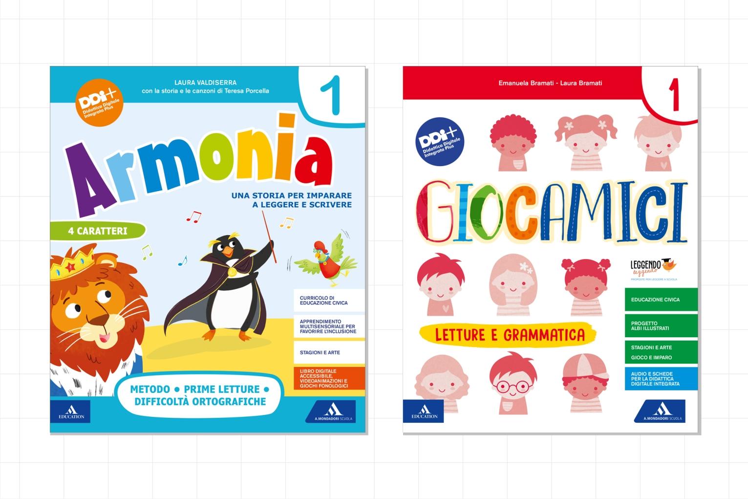 Mondadori Giocamici Armonia recensione