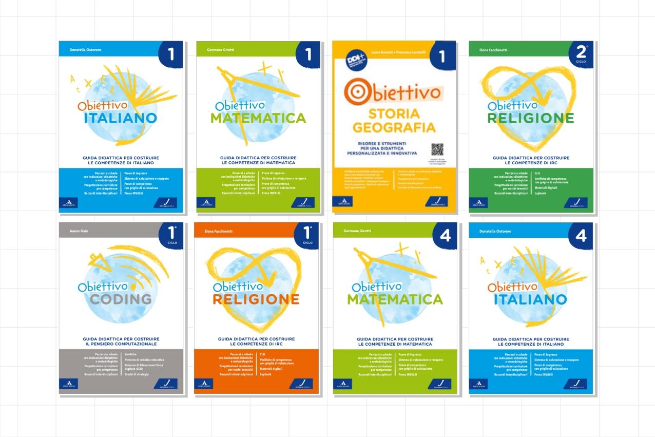guide obiettivo Mondadori Education