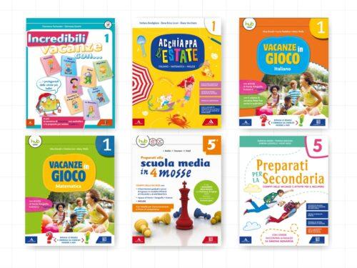 Mondadori Education va in vacanza con gli alunni!