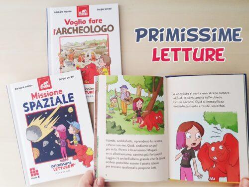 Libri per avvicinare i bambini al mondo della lettura