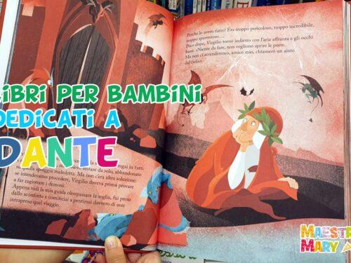 Libri per bambini dedicati a Dante