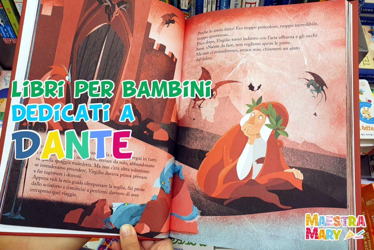 Dante libri per bambini